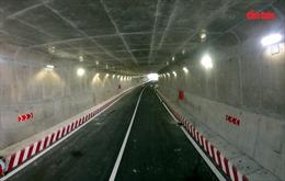 Cận cảnh hầm chui An Sương trước ngày thông xe