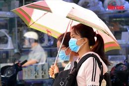 Người dân TP Hồ Chí Minh thực hiện tốt việc đeo khẩu trang nơi công cộng