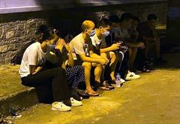 TP Hồ Chí Minh lại bắt giữ 11 người Trung Quốc nghi nhập cảnh trái phép