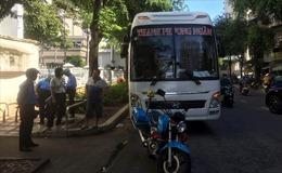TP Hồ Chí Minh mở đợt cao điểm xử lý các phương tiện dừng đỗ, đón trả khách sai quy định