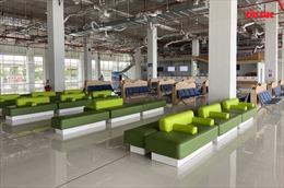 Bến xe đẹp như sân bay quốc tế lại đìu hiu, vắng khách sau khai trương