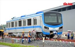 Đề xuất hai phương án giá vétuyến Metro Bến Thành - Suối Tiên