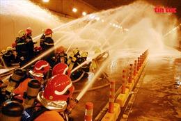TP Hồ Chí Minh cấm các phương tiện qua hầm Thủ Thiêm trong 2 ngày cuối tuần