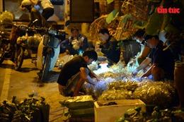 Cận cảnh chợ bán côn trùng lớn nhất TP Hồ Chí Minh