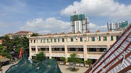 Học sinh Trường THPT Bình Phú sẽ được bố trí học tại 3 điểm trường