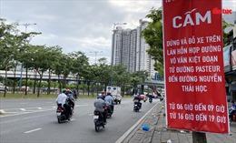 Từ ngày 28/11, điều chỉnh giao thông khu vực đầu hầm sông Sài Gòn