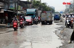TP Hồ Chí Minh thi công trở lại đường Lương Định Của