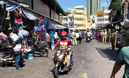 TP Hồ Chí Minh: Nữ Trưởng Ban quản lý chợ Kim Biên bị đâm chết