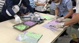 Thu giữ hơn 31,2 kg ma túy được vận chuyển trái phép qua đường bưu chính