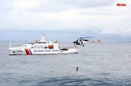 Cảnh sát biển vững vàng bảo vệ chủ quyền của Tổ quốc