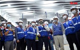 Giải quyết vướng mắc để tuyến metro Bến Thành – Suối Tiên vận hành đúng tiến độ