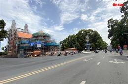 TP Hồ Chí Minh cấm nhiều tuyến đường phục vụ diễu hành và đua xe đạp dịp Lễ 30/4