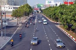 Thông xe đường Nguyễn Hữu Cảnh đúng ngày 30/4
