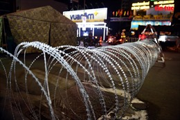 TP Hồ Chí Minh tái lập chốt kiểm soát người dân và phương tiện ra vào 'tâm dịch' quận Gò Vấp