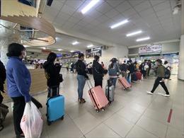 Bến xe Miền Đông đóng cửa nhiều khu vực liên quan nữ giáo viên ở Đắk Lắk mắc COVID-19