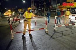 TP Hồ Chí Minh: Quận Gò Vấp kích hoạt giãn cách xã hội, lập 9 chốt kiểm soát trong đêm