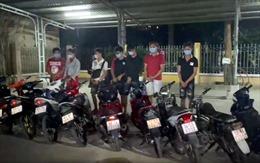 Nhóm 'quái xế' tại TP Hồ Chí Minh bị CSGT vây bắt khi tổ chức đua xe