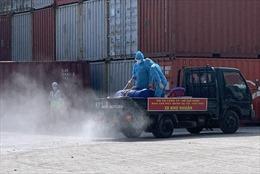 Trên 300 người ở cảng container quốc tế SP – ITC âm tính  với SARS-CoV-2