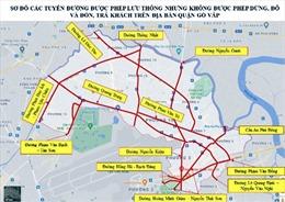 TP Hồ Chí Minh hướng dẫn đi lại trong thời gian giãn cách xã hội qua địa bàn quận Gò Vấp