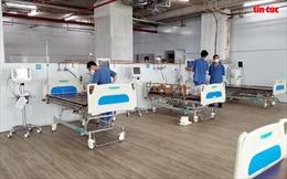 TP Hồ Chí Minh gấp rút thi công Trung tâm hồi sức tích cực người bệnh COVID-19
