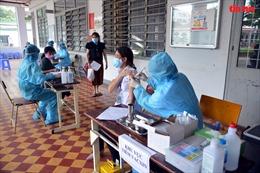 TP Hồ Chí Minh đẩy nhanh tiến độ tiêm vaccine đại trà cho người dân
