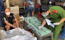 Thu giữ gần 100 kg ma tuý các loại từ Campuchia về TP Hồ Chí Minh