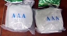 Hải quan TP Hồ Chí Minh liên tiếp phát hiện ma túy giấu trong cá khô và sứa biển