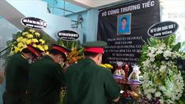Một chiến sĩ dân quân qua đời do mắc COVID-19 khi tham gia phòng, chống dịch
