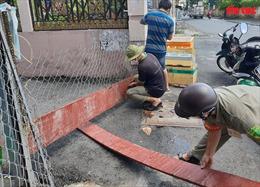Nhiều con hẻm, tuyến đường ở TP Hồ Chí Minh đã được tháo bỏ rào chắn