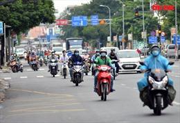 Đường phố TP Hồ Chí Minh đông đúc trở lại trước ngày nới lỏng giãn cách xã hội