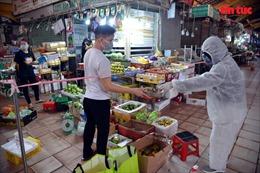 TP Hồ Chí Minh: Chợ Bến Thành kinh doanh trở lại trong giai đoạn bình thường mới