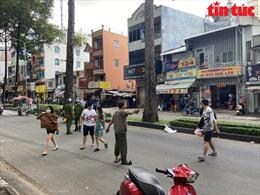 Cháy ký túc xá Đại học Kinh tế TP Hồ Chí Minh khiến hàng chục sinh viên hoảng loạn