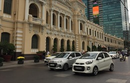 TP Hồ Chí Minh thất thu 50% vì tăng phí đỗ xe ô tô theo giờ