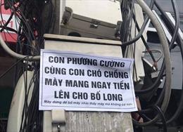 TP Hồ Chí Minh kiến nghị cấm hoạt động dịch vụ đòi nợ thuê