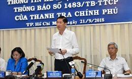 Vụ Khu đô thị mới Thủ Thiêm: 'UBND TP Hồ Chí Minh chân thành xin lỗi nhân dân Thành phố'