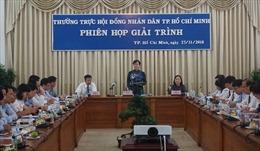 TP Hồ Chí Minh:Cán bộ không nên ngồi bàn giấy duyệt quy hoạch đô thị