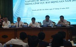 TP Hồ Chí Minh gỡ khó cho doanh nghiệp bất động sản