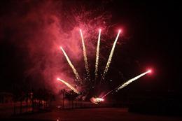 Tối 31/12, TP Hồ Chí Minh sẽ có hai điểm bắn pháo hoa mừng năm mới