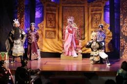 Đêm hội tôn vinh100 năm nghệ thuật sân khấu cải lương
