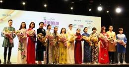 Lễ hội áo dài TP Hồ Chí Minh: Hơn 300 cơ sở may đo áo dài giảm giá sâu tới 50%