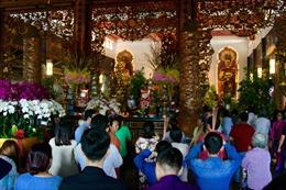 Hòa thượng Thích Bảo Nghiêm: Đầu năm đi lễ, đừng mang 'lòng tục' vào cửa chùa