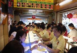 Giá vàng trong nước tiếp tục tăng, trên 42 triệu đồng/lượng