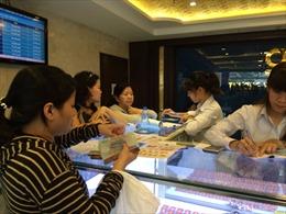 TPHCM: Giá vàng tăng trước ngày vía Thần Tài