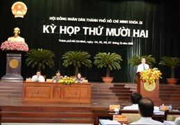 TP Hồ Chí Minh: Nhiều vấn đề tồn đọng do thiếu lãnh đạo