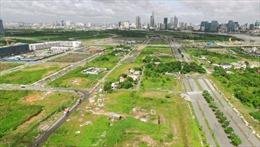 Thủ tướng đồng ý cho TP Hồ Chí Minh phê duyệt lại ranh giới khu 4,3 ha Thủ Thiêm