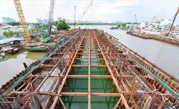 Dự án chống ngập 10.000 tỷ đồng sẽ đi vào hoạt động vào cuối năm 2019