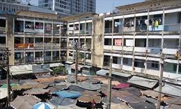 TP Hồ Chí Minhkiểm tra các chung cư cũ mất an toàn