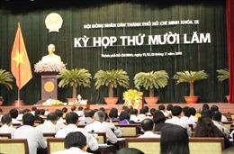 HĐND TP Hồ Chí Minh: Rác thải và 'tín dụng đen' khiến người dân bức xúc