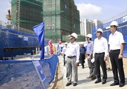 TP Hồ Chí Minh kiến quyết xử lý nghiêm vi phạm trong xây dựng