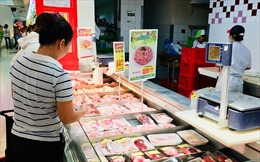 Thịt ngoại nhập khẩu giá rẻ gây sức ép với ngành chăn nuôi